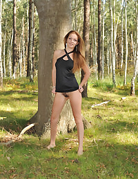 Kate Pearl porn bitch german forest