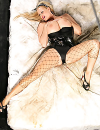 Kelly Madison Dungeon Damsel