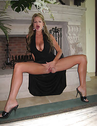 Kelly Madison Fireside Fox