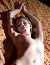 Rebecca C in Pose Nude Photography by Rylsky