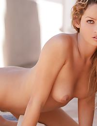 Prinzzess Sahara in explicite nude photo and erotic photos
