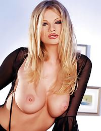 Nicole in has a body that makes a grown men squirm
