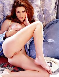 Glamour Nude Centerfold Aimee Sweet