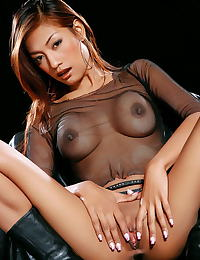 Asian prissila khan 03 sheer lingerie big nipples