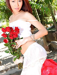 Asian nicky min 07 bridal lingerie
