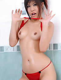 Asian abby ngeun 17 thai bathtub