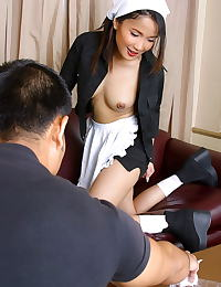 Asian asian sex kim yeon lee 15 french maid