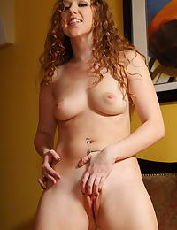leighlani 01 curly hair shaved pussy tight cunt