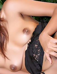 Asian suze shun 06 bumps on nipples forest