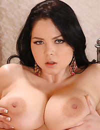 Busty beauty rides a big hard cock