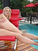 Precise Close up Pictures around Anikka Albrite Unwrapped