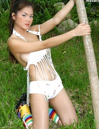 Au Naturel Thai Amazing Babe Natalia