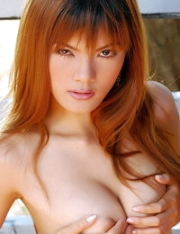 Disrobed Asian Sizzling Hoe Jennifer Lim
