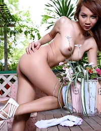 Thai Horny Model Annita Lee