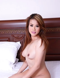 Disrobed Asiatic Horny Lady Marissa Lang