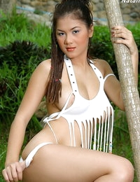 Thai Beautiful Lady Natalia