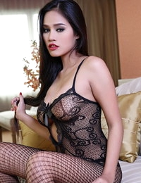 Undressed Oriental Scorching Girlfriend Milena