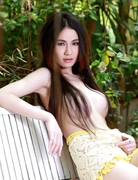 Bare-skinned Thai Sinful Female Sasha