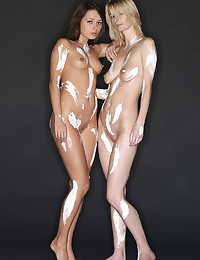 Erica and Carolina Body Cream