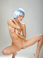 Baby Blue nude pics