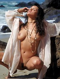 Monica Mendez erotic photo
