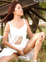 Yang Hai Ling erotic photo